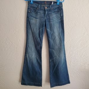 7 For All Mankind Dojo The Lexie Size 26